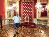 2019 08 27 Warschau Königsschloss wieder aufgebaut