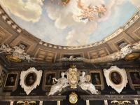 2019 08 27 Warschau Königsschloss wunderschöne Decken