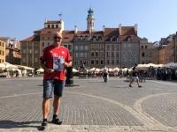 2019 08 27 Warschau Altstädtischer Markt FC Bayern München