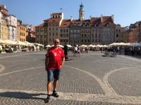 2019 08 27 Warschau Altstädtischer Markt Unesco