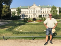 2019 08 27 Warschau Palast Krasinski