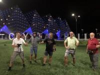 2019 09 09 Baku Nachttour Veranstaltungsarena Crystal Hall