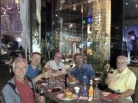 2019 09 10 Baku Hard Rock Cafe Abendessen