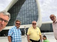 2019 09 11 Baku Kulturzentrum Heydar Aliyev 2