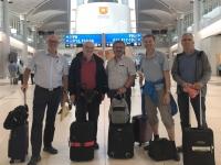 2019 09 08 Flughafen Istanbul Weg zum Gate