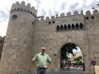 2019 09 09 Baku Eingang in die Altstadt