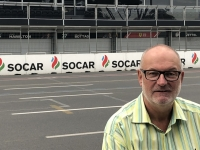 2019 09 09 Baku Formel I Boxengasse