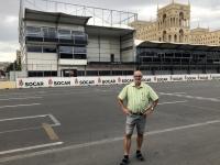 2019 09 09 Baku Formel I Tribühne