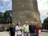 2019 09 09 Baku Jungfrauenturm Maiden Tower