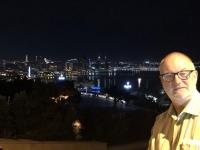 2019 09 09 Baku Nachttour Blick auf die Stadt
