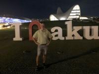 2019 09 09 Baku Nachttour I love Baku