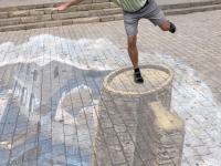 2019 09 09 Baku beim Jungfrauenturm