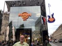 2019 09 09 Baku nur Cocktail im Hard Rock Cafe