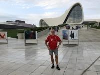 2019 09 10 Baku Kulturzentrum Heydar Aliyev 1