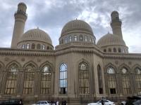 2019 09 10 Bibi Heybat Moschee Ausflug zum Vulkanschlamm