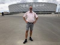 2019 09 11 Baku Fussballstadion