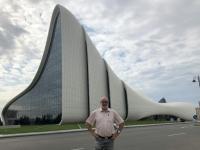 2019 09 11 Baku Kulturzentrum Heydar Aliyev 4