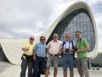 2019 09 11 Baku Kulturzentrum Heydar Aliyev 5