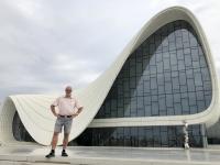 2019 09 11 Baku Kulturzentrum Heydar Aliyev 8
