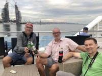2019 09 11 Baku Prost am Schiff