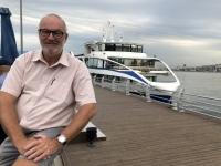 2019 09 11 Baku vor der Schifffahrt