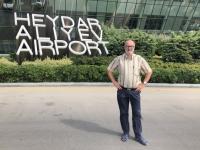 2019 09 12 Baku Aliyev Flughafen
