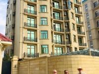 2019 09 12 Baku vor unserem Hotel