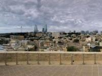 2019 09 09 Baku Blick auf die Stadt