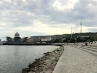 2019 09 09 Baku Strandpromenade