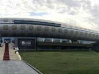 2019 09 09 Baku Veranstaltungshalle