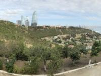 2019 09 09 Blick vom Parkplatz des Fernsehturmes