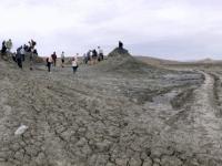 2019 09 09 Gobustan Vulkanschlammhügeln