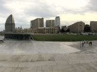 2019 09 10 Baku Kulturzentrum Heydar Aliyev Merkezi