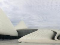 2019 09 11 Baku Kulturzentrum Heydar Aliyev 1