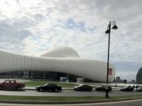 2019 09 11 Baku Kulturzentrum Heydar Aliyev
