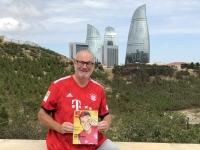2019 09 09 Baku Flame Towers FC Bayern Magazin