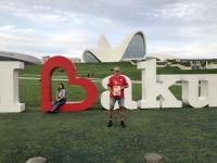 2019 09 10 Baku Kulturzentrum Heydar Aliyev FC Bayern