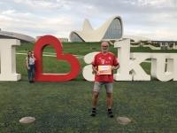 2019 09 10 Baku Kulturzentrum Heydar Aliyev Reisewelt on Tour
