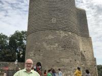Aserbaidschan Ummauerter Teil von Baku