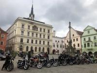 Bikertreffen am Hauptplatz