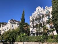Gebäude in Opatija