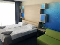 Modernes Hotel mit schönen Zimmern