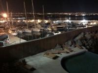 Segelhafen in Opatija