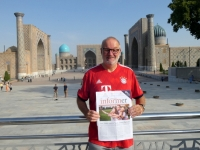 2019 09 29 Samarkand Registanplatz ASVOÖ Informer