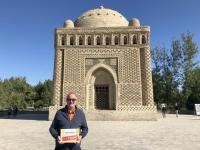 2019 10 01Usbekistan Historisches Zentrum von Buchara Reisewelt on Tour