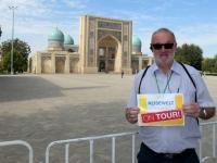 2019 10 03 Taschkent Koranschule Barak Reisewelt on Tour