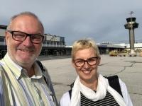 2019 09 27 Salzburg Flughafen