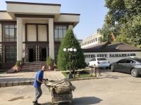 2019 09 28 Samarkand Hotel City