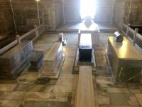 2019 09 28 Samarkand Mausoleum Amir Temur Särge