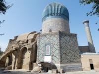 2019 09 28 Samarkand Mausoleum Amir Temur erste Besichtigung